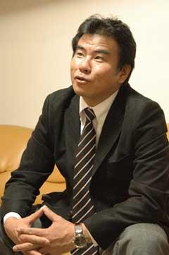 「株式会社タグオス」代表取締役・安藤さま